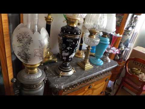 Antiques from Victorian Era, all at home!!