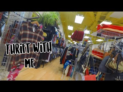Thrift With Me In Pittsburgh