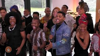 Video Het ensemble van The Lion King zingt live One By O - KOFFIETIJD download MP3, 3GP, MP4, WEBM, AVI, FLV Oktober 2018