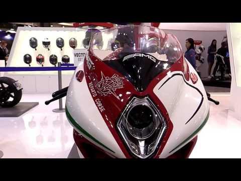 2018 MV Agusta F4 RC SE Premium Features Edition First Impression Walkaround HD