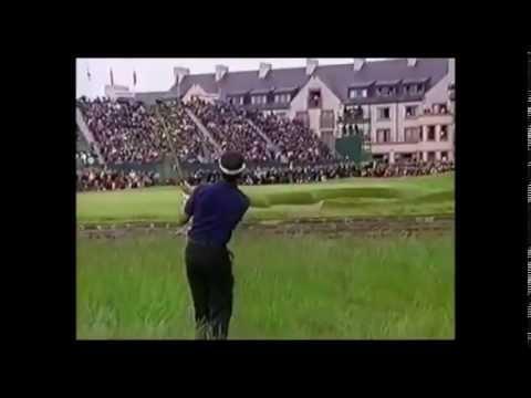 Jean Van de Welde's 1999 British Open Meltdown