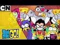 Teen Titans Go! | Pizza Panic | Cartoon Network