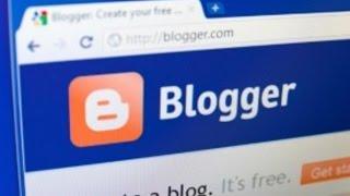 شرح إنشاء موقع أو مدونة مجانية وتركيب قالب احترافي blogger