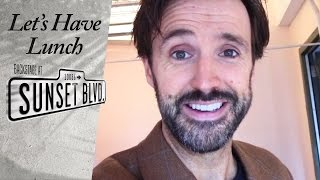 Episode 1 - Let's Have Lunch: Backstage at SUNSET BOULEVARD with Michael Xavier