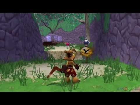 Ty the Tasmanian Tiger - Gameplay Xbox HD 720P