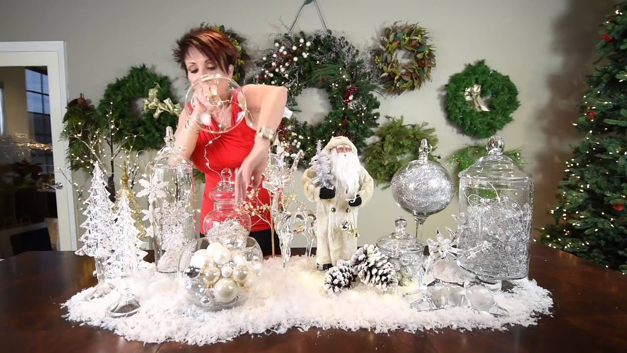 17th Day Of Christmas Christmas Apothecary Jars Youtube