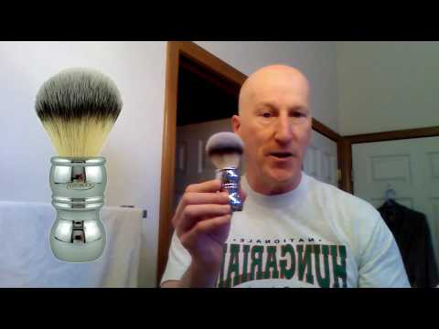 RazoRock Chrome Brush