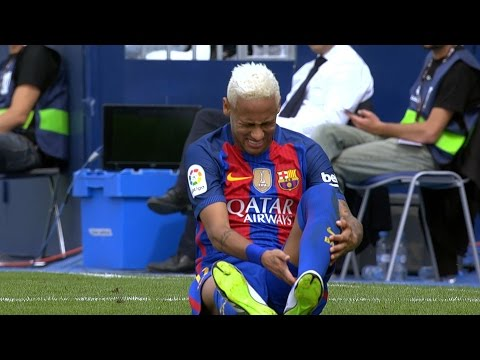 Neymar vs Leganes HD 1080i (Away) 16-17