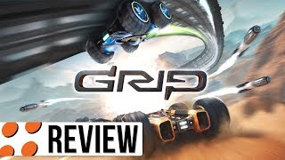 GRIP: Combat Racing for PC Video Review