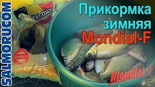 Прикормка зимняя Mondial-F(Прикормка зимняя Mondial F - бельгийская универсальная прикормка для зимней рыбалки, которая отлично подходит..., 2014-12-01T11:13:27.000Z)