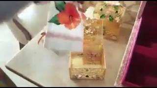 Isha ambani daughter of MUKESH AMBANI wedding invitation full of surprises