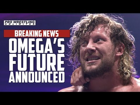 BREAKING NEWS: Kenny Omega Officially Announces His Future In Pro Wrestling