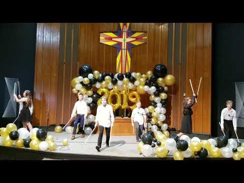8th grade 2019 Graduation @ Slavic Christian Academy Vancouver Wa