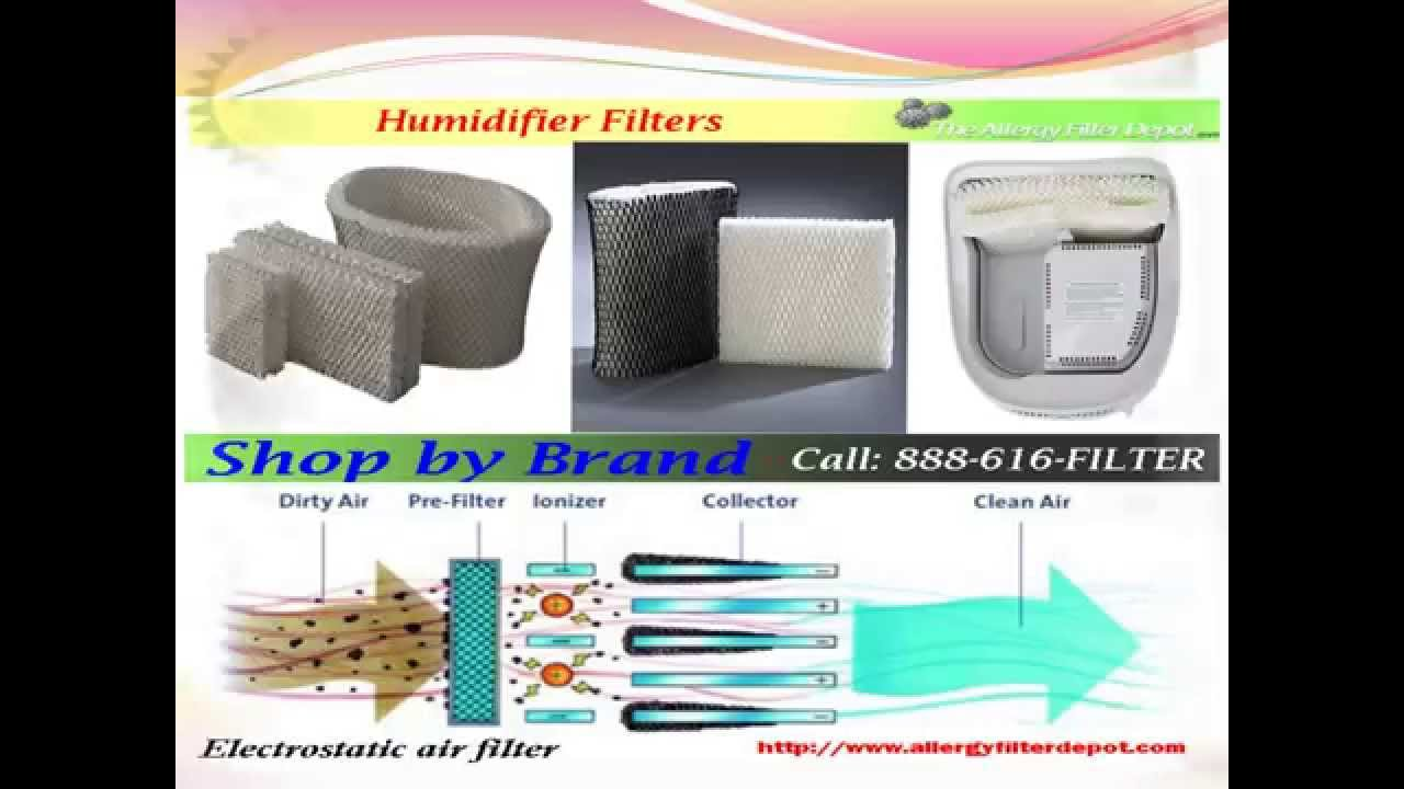 Best air conditioner filters air furnace filter air filters for house allergyfilterdepot youtube