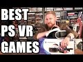 BEST PLAYSTATION VR GAMES - Happy Console Gamer
