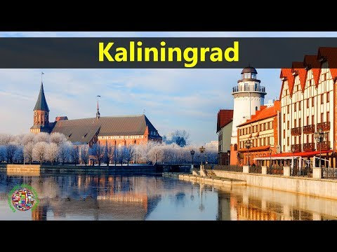 Best Tourist Attractions Places To Travel In Russia | Kaliningrad Destination Spot