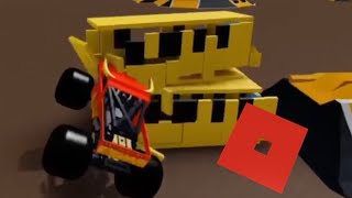 ROBLOX Monster Jam 14 Truck Freestyle