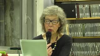 Наталья Ванханен читает переводы стиха Ф. Гарсиа Лорки ''De Profundis''. КЦ ''ЗИЛ'' 17.02.2018