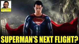 WHEN IS SUPERMAN'S NEXT FLIGHT?