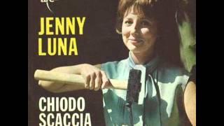 Jenny  Luna  Sola Nel Sole 1964