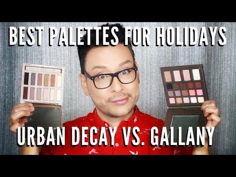 Best Neutral Eyeshadow Palettes for all skin tones - mathias4makeup - 동영상