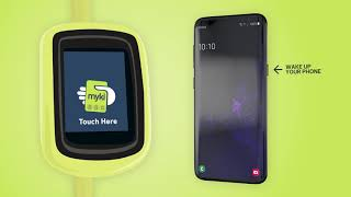 Mobile Myki Touch ON (Serias of videos)