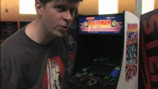 Game | Classic Game Room BOSCONIAN arcade video game review | Classic Game Room BOSCONIAN arcade video game review