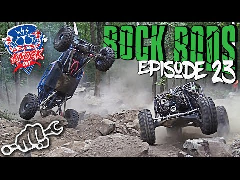 KNOCKOUT ROCK BOUNCER RACING - Rock Rods episode 23