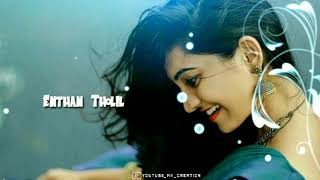 💕konja neram othukki kundhal othukki song💕whatsapp status💕(MK_Creation)