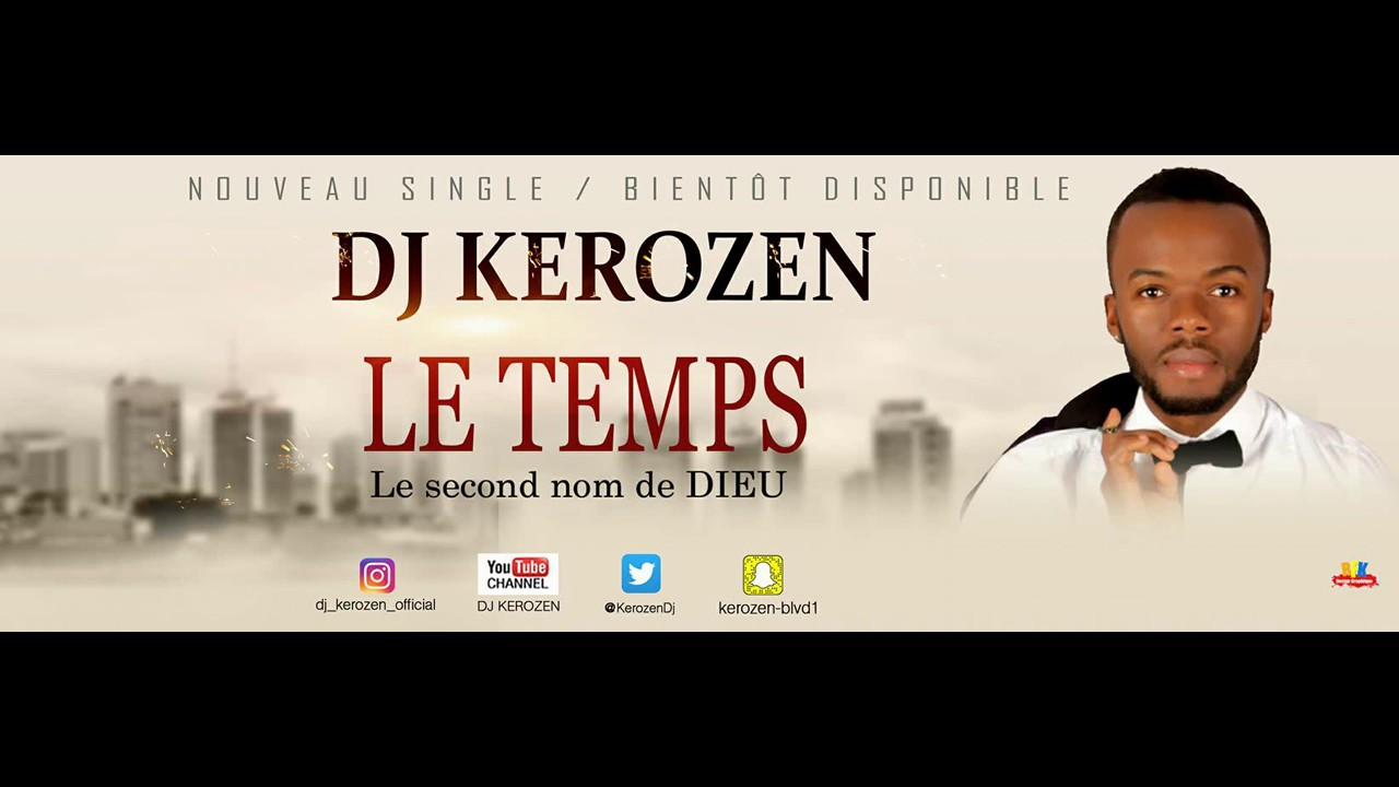 music kerozen le temps