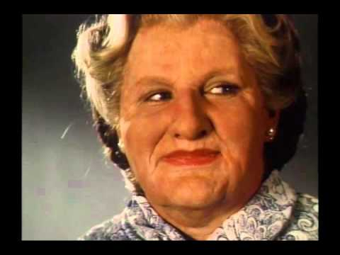 Mrs. Doubtfire - screen tests