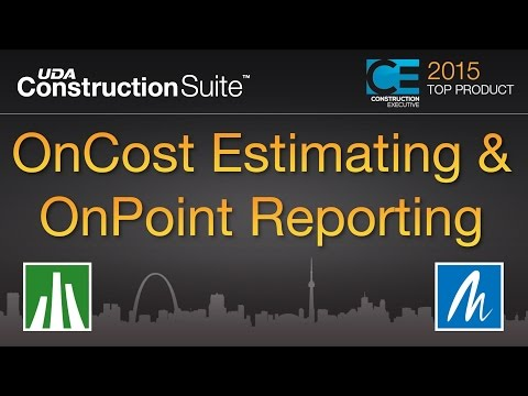 ConstructionSuite OnCost Estimating