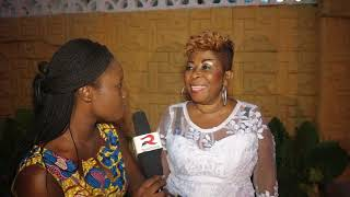 Shatta Wale's mother tells Rossy of Razzonline Shatta Wale will win artiste of the year - YouTube