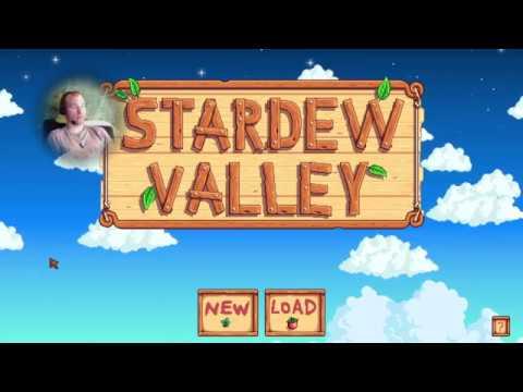 Stardew Valley - #LiveStreamLetsPlay - Year 1, Into Autumn