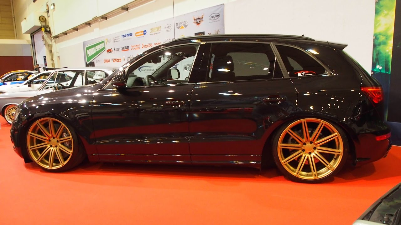 audi sq5 2014 tuning 3 0 tdi 313 ps 230 kw vossen cv4 x r22 youtube. Black Bedroom Furniture Sets. Home Design Ideas