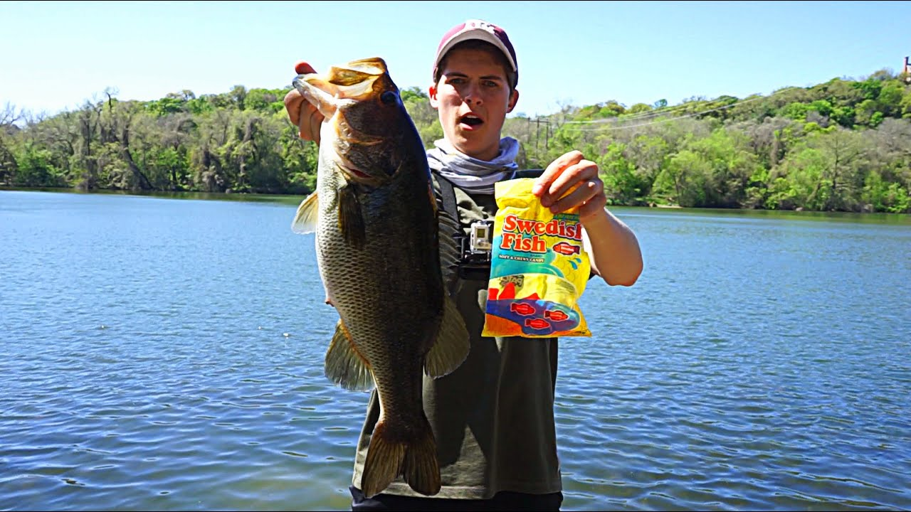 Swedish fish catch big bass tylersreelfishing youtube for How to catch a fish