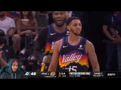 FlightReacts LA Clippers vs Phoenix Suns  GAME 2 Highlights | 2021 NBA Playoffs!