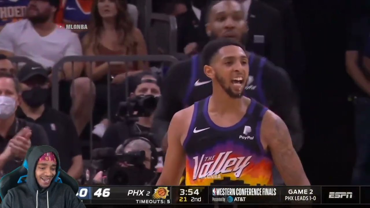FlightReacts LA Clippers vs Phoenix Suns Full GAME 2 Highlights | 2021 NBA Playoffs!