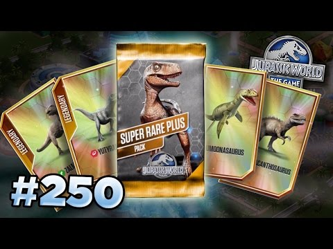 THE PACK THAT HAS THEM ALL!!    Jurassic World - The Game - Ep250 HD