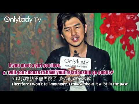 [Eng sub] Chen Bolin - Relationship won't go public till getting marry