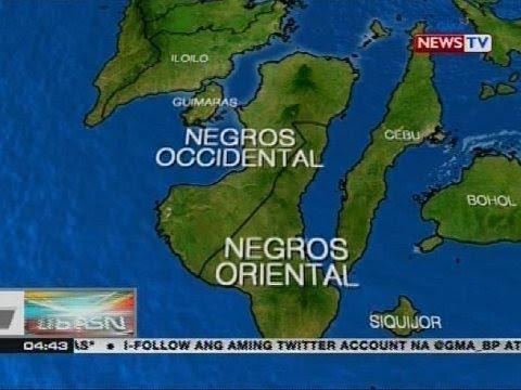 Pangulong Duterte, pinirmahan na ang batas na nagbubuwag sa Negros Island Region
