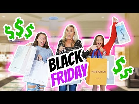 INSANE *Pre* Black Friday Shopping