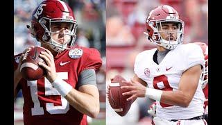 Alabama Football Spring Game 2021 Rosters | SEC News | CFB News