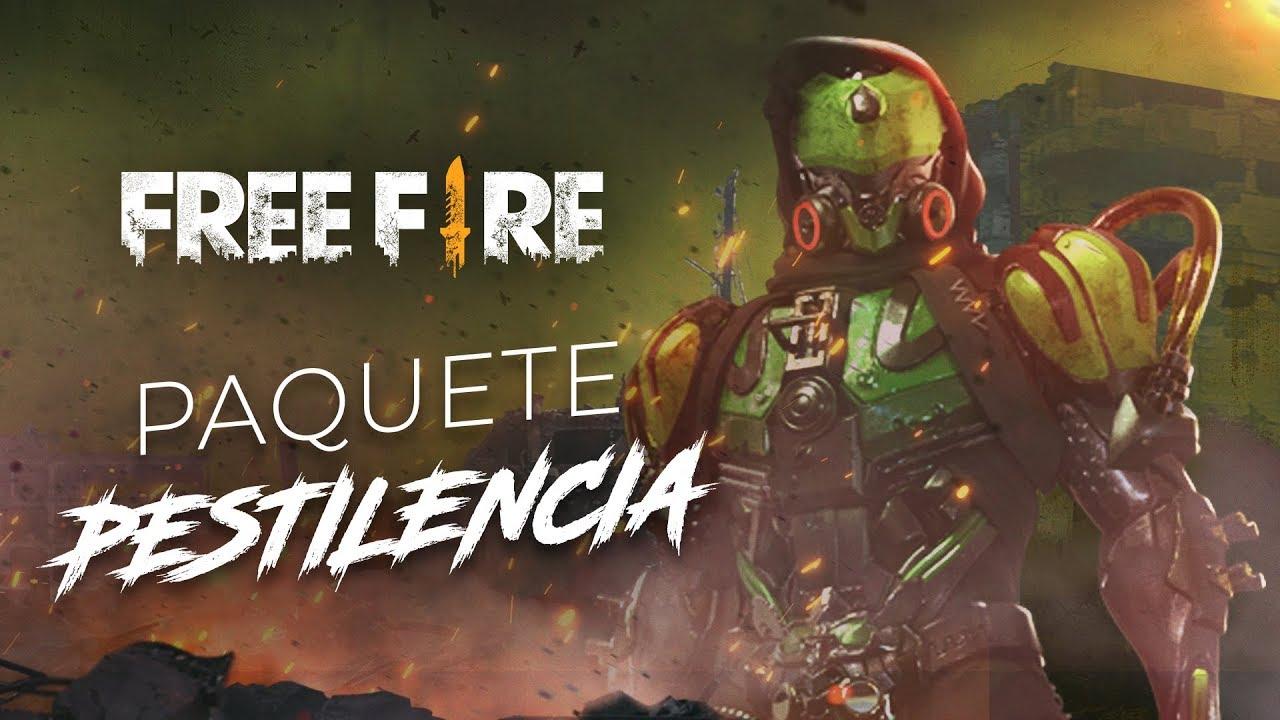 ⚠ ¡LLEGÓ LA PLAGA MÁS MORTAL! Nuevo Traje de Free Fire ⚠ - YouTube