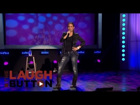 "Anjelah Johnson  - ""Surprise I Am Not A Lesbian"""