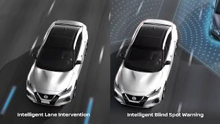 Nissan Maxima 2019 - Tech Powered Performance