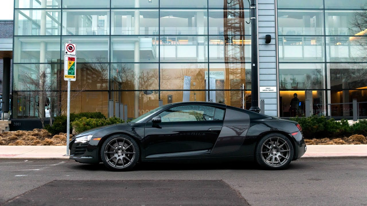 Michelin Pilot Sport 4s Review On Audi R8 The Ultimate Summer Tire