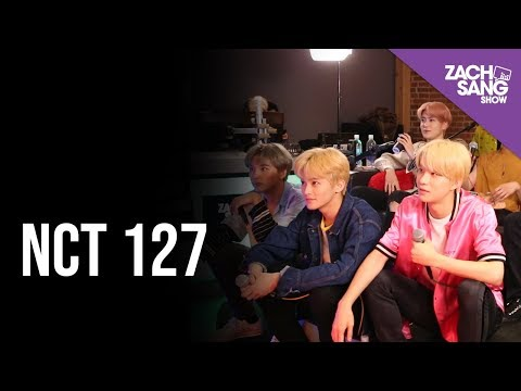 "NCT 127 Talks ""Superhuman"" Tour and KPop"
