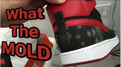 How to prevent mold on your sneakers!