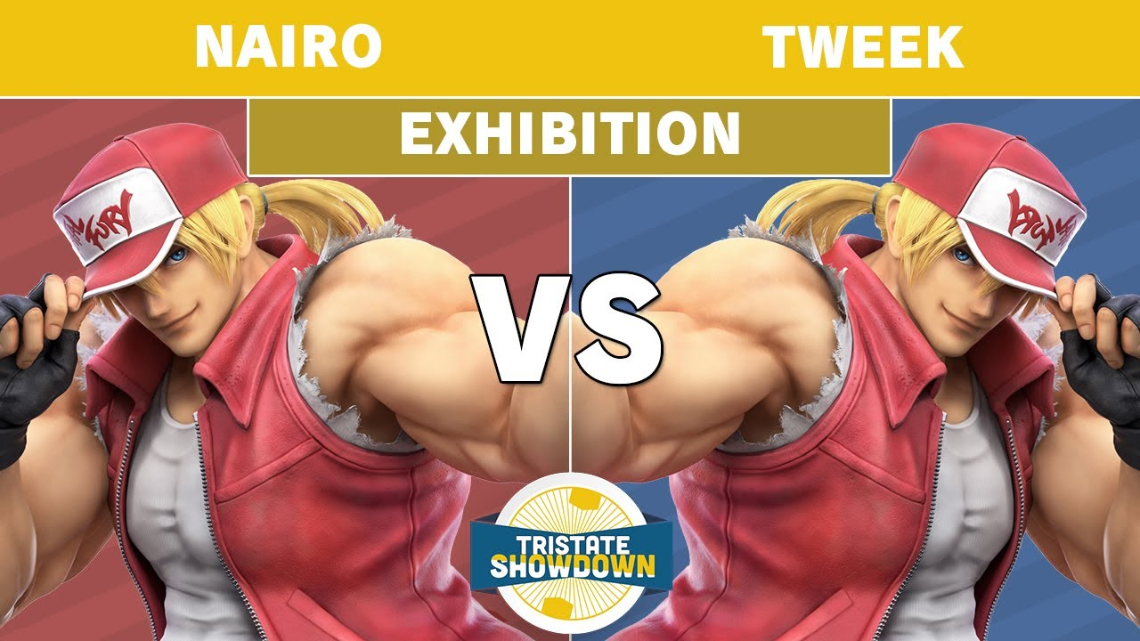 Terry Bogard Exhibition - Nairo vs Tweek - Smash Ultimate thumbnail